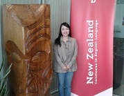 Student Profile: Berly Young  NZCEL, Level 3 (Work Place)