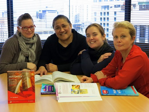 DynaSpeak Staff: IELTS Teaching Team