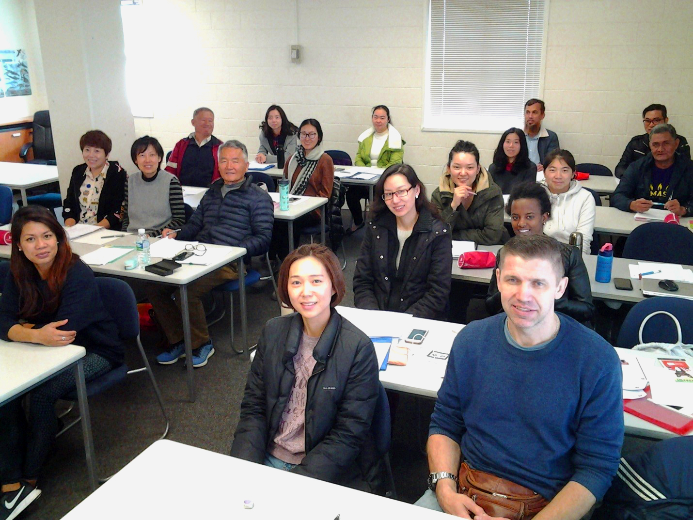 DynaSpeak New Lynn - Level 4 Academic Course